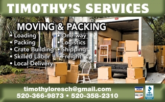Moving & Packing