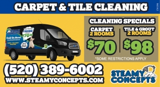 Carpet & Tile Cleaning