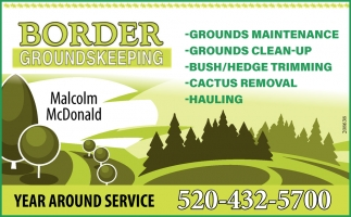Grounds Clean-Up