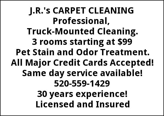 Professional, Truck-Mounted Cleaning